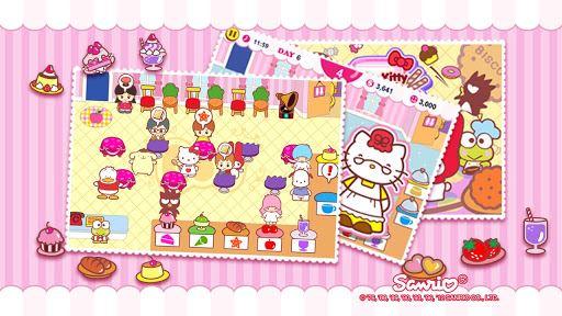 Hello Kitty Cafe Seasons 6