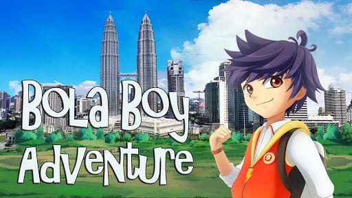 Bo Boy petualangan 1