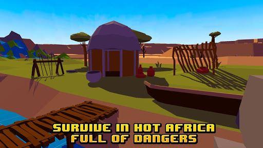 African Survival Simulator 3D 1