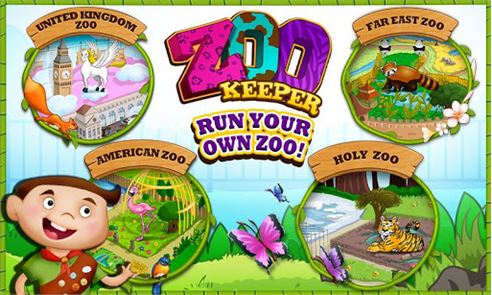Zoo Keeper – Care For Animals 1