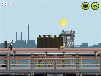 Parkour: Roof Riders Lite 5