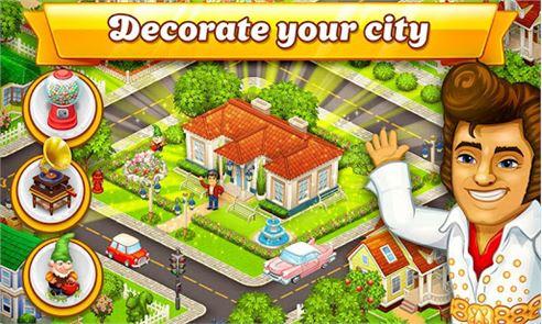 Megapolis City:Village to Town 1