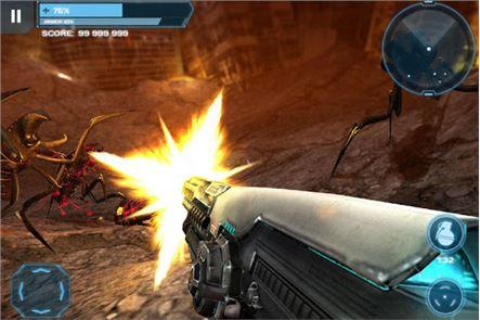 Combat Trigger: Modern Dead 3D 1