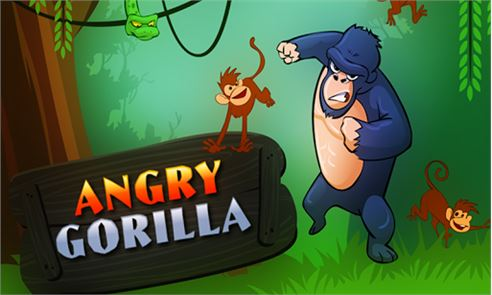 Angry Gorilla 1
