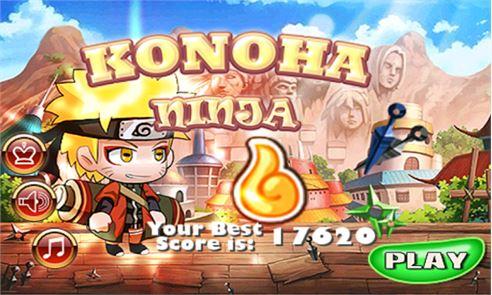 Konoha Ninja 1