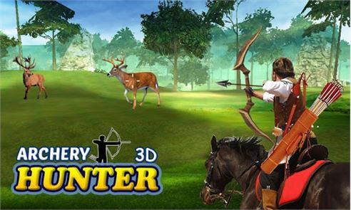 Archery Hunter 3D 1