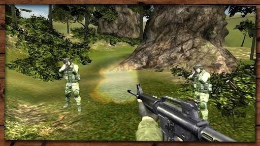 Commando Jungle Adventure 5