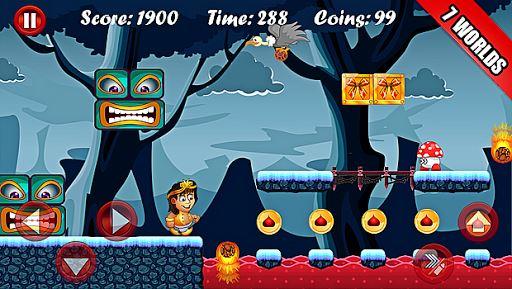 Jungle Castle Run X 5