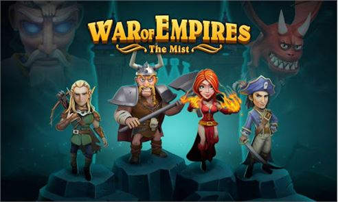 War of Empires – The Mist 3