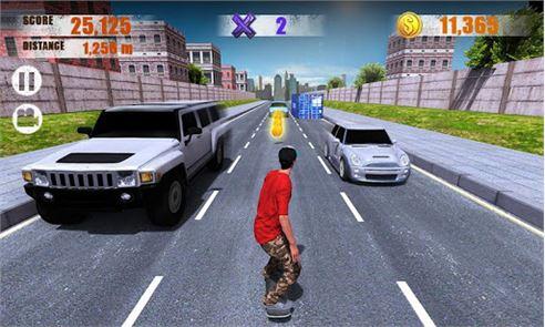 Street Skater 3D 1