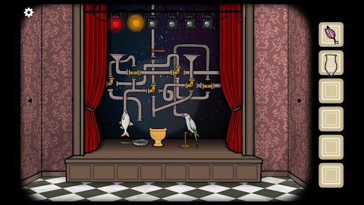 Cube Escape: Theatre 4