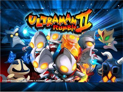 Ultraman Rumble2:Heroes Arena 6