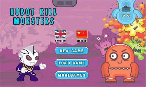 robot kill monsters 1