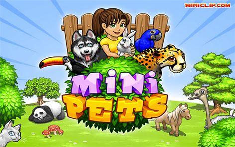 Mini Pets 1