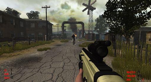 Zombies Night Hunter 5