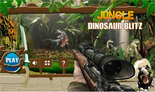 Jungle Dinosaur Blitz 1