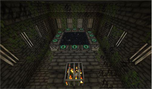 End Portal Mod – Minecraft PE 4