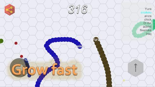 Snake.io 5