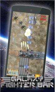 Space Fighter War 1