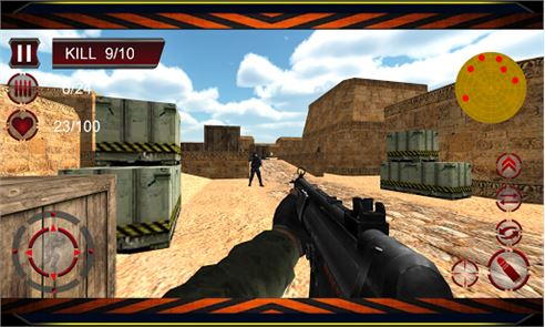 Counter Terrorist Attack 3D 2