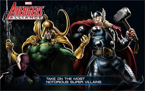 Avengers Alliance 6