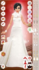 Wedding Makeup,Dress,Hairstyle 5