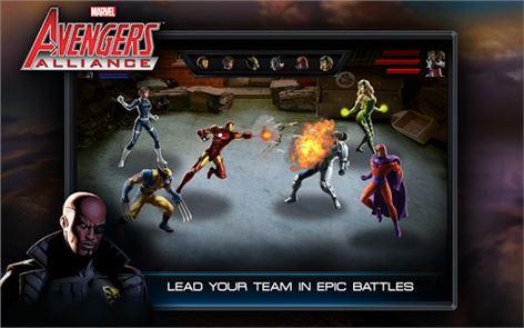 Avengers Alliance 4