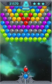 Bubble Shooter Space 5