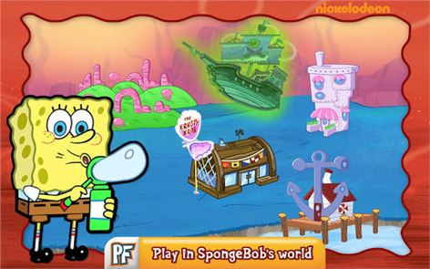 SpongeBob Diner Dash 1