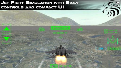 Jet Fighter Dogfight Chase 3D 6