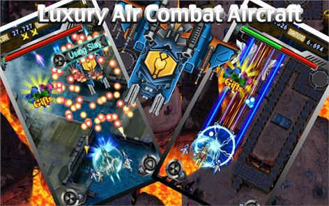Air Fighters Aerial battle 5
