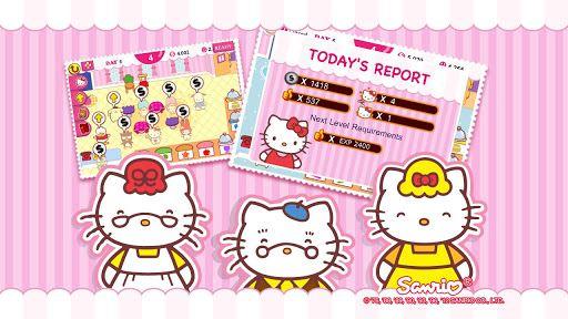 Hello Kitty Cafe Seasons 1