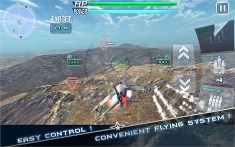Morden Air Combat(3D) 2