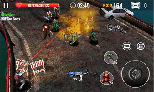 Zombie Overkill 3D 3