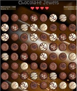 Chocolate Jewels 5