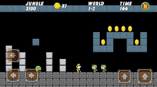 Super Jungle of Mario 4