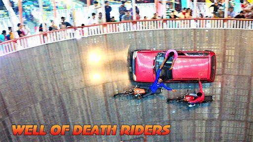 Well Of Death Car Stunt Rider 2