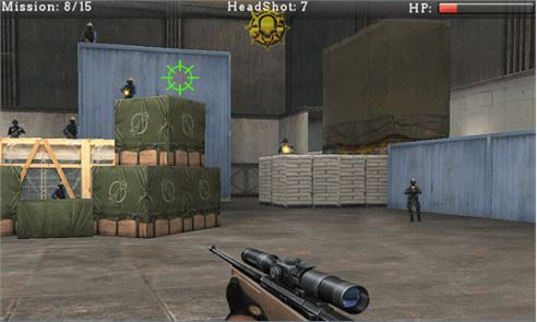 Urban Sniper Shooter 2