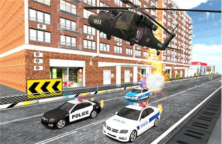 Cop vs Robber 2