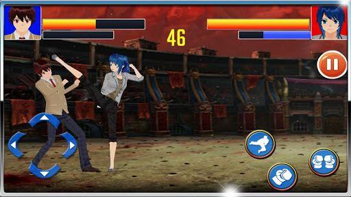 Bruce Lee Street Fight 4