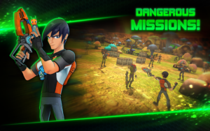 Slugterra: Dark Waters 3