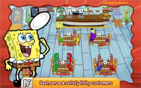SpongeBob Diner Dash 6