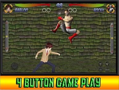 Deadly Fight P2P Fighting Game 4