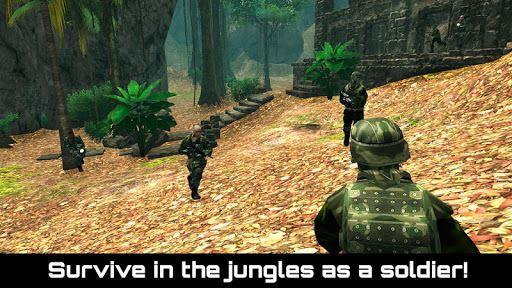 Jungle Commando 3D: Shooter 6