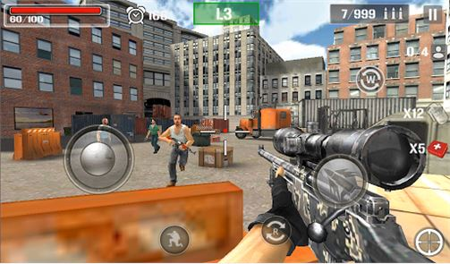 Shoot Hunter-Gun Killer 2