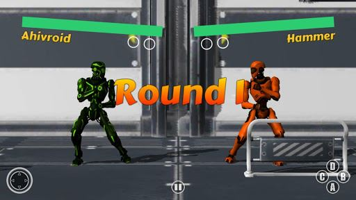 Street Robot Fighting HD 3D 1