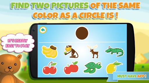 Learning colors for toddlers 4