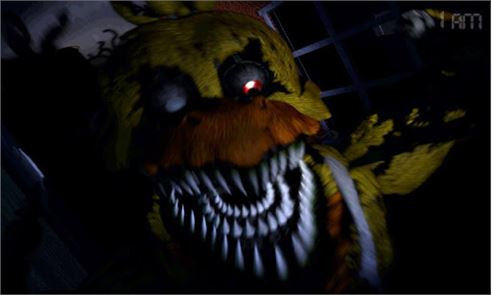 Five Nights at Freddy's 4 Demo 5