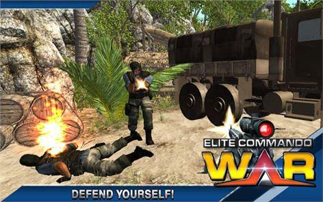 Elite Terrorist Commando War 6