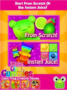 Make Gummy Bear – Candy Maker 2